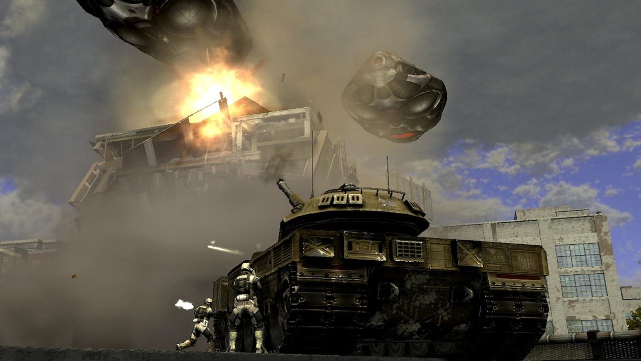 Earth Defense Force: Insect Armageddon – čím větší nepřátelé, tím více střílení 44652