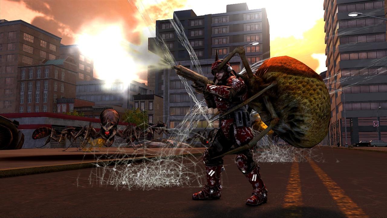 Earth Defense Force: Insect Armageddon – čím větší nepřátelé, tím více střílení 44653