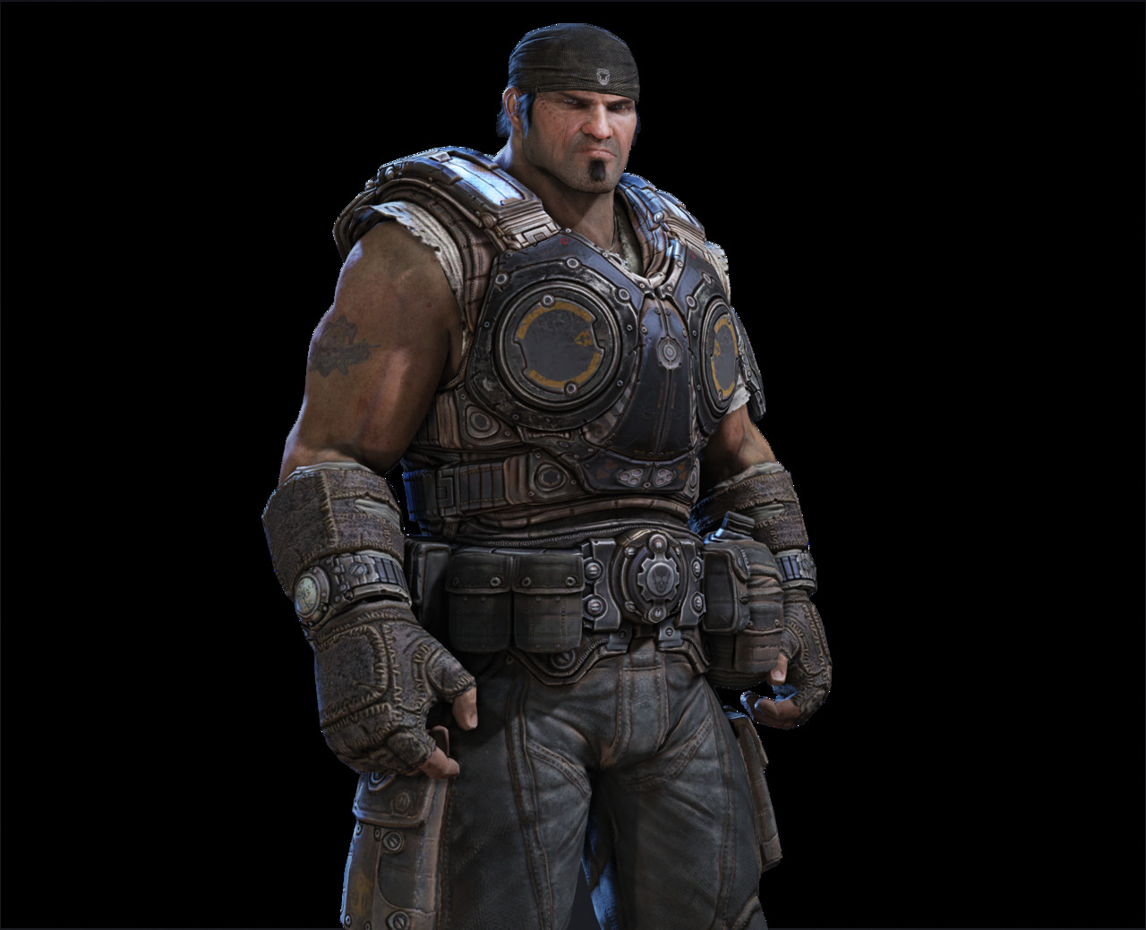 Artworky a screenshoty z Gears of War 3 44666