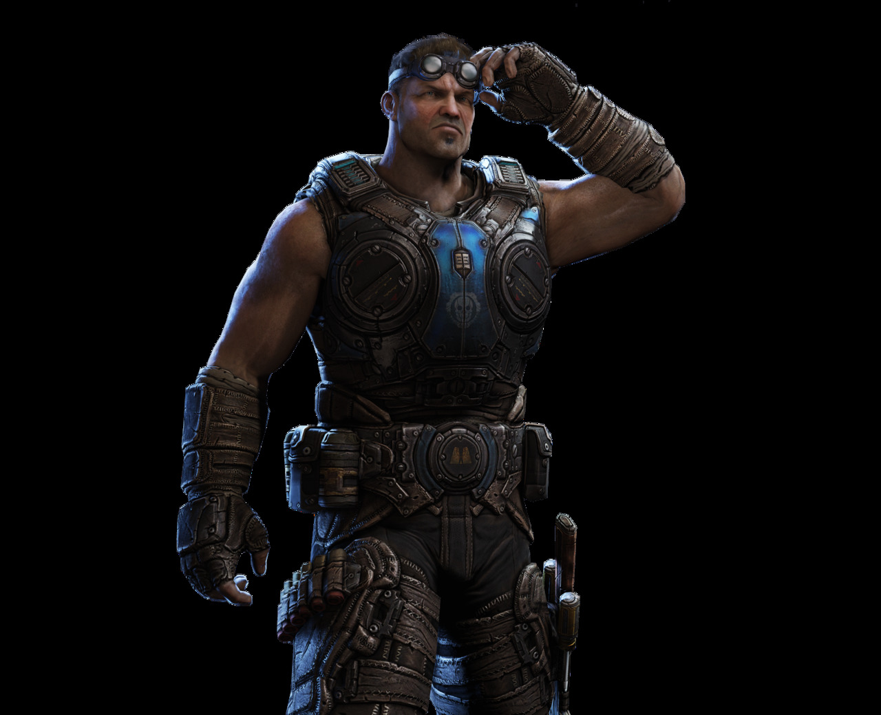 Artworky a screenshoty z Gears of War 3 44668