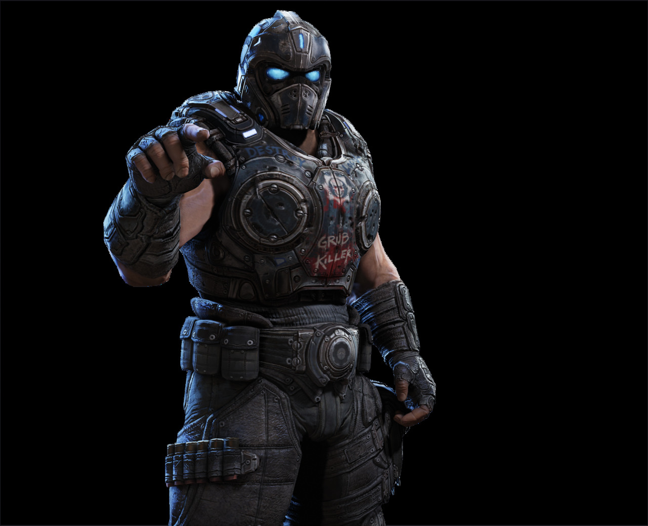 Artworky a screenshoty z Gears of War 3 44669