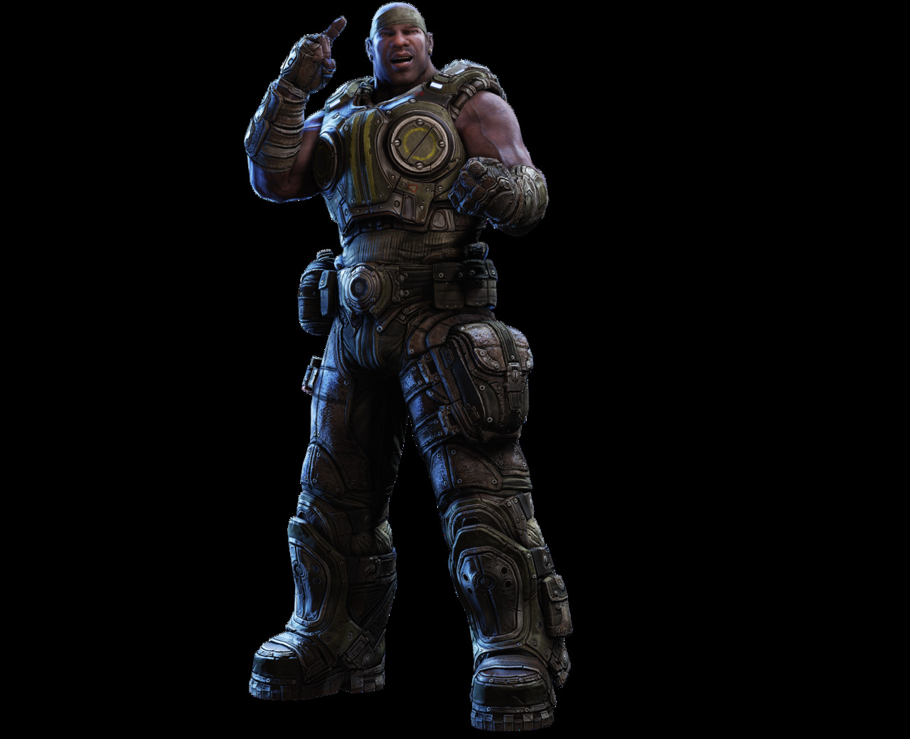 Artworky a screenshoty z Gears of War 3 44670