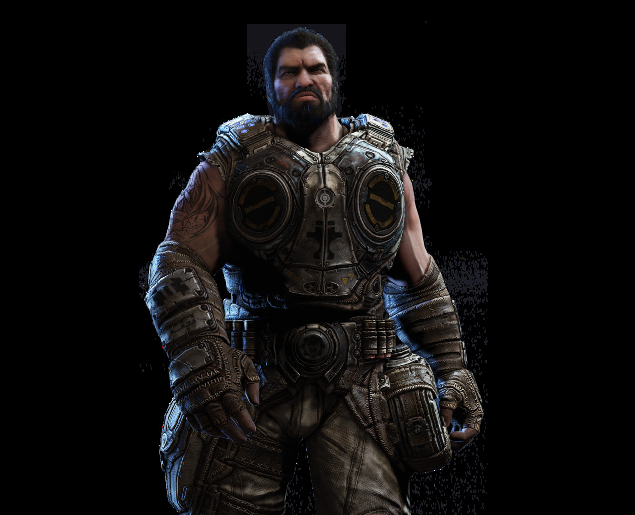 Artworky a screenshoty z Gears of War 3 44671