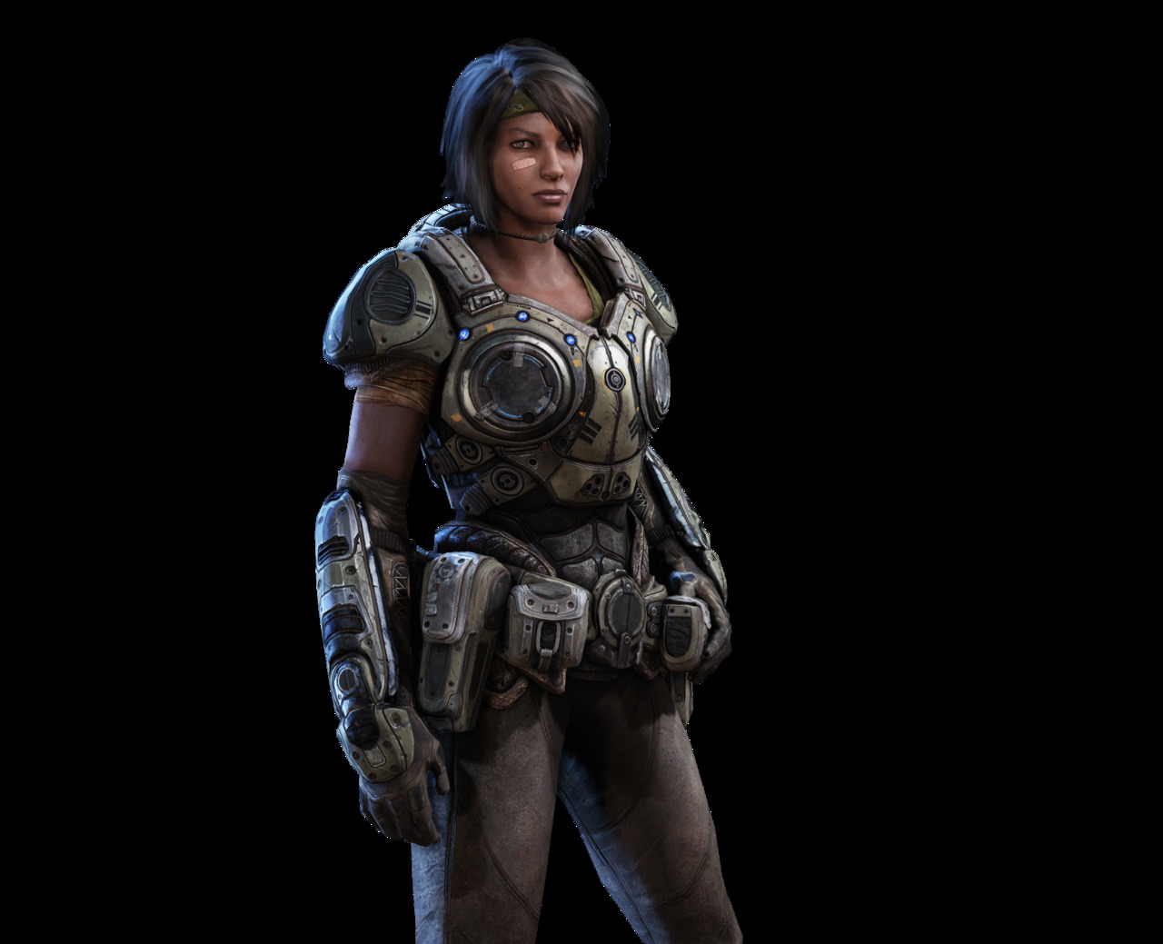 Artworky a screenshoty z Gears of War 3 44673