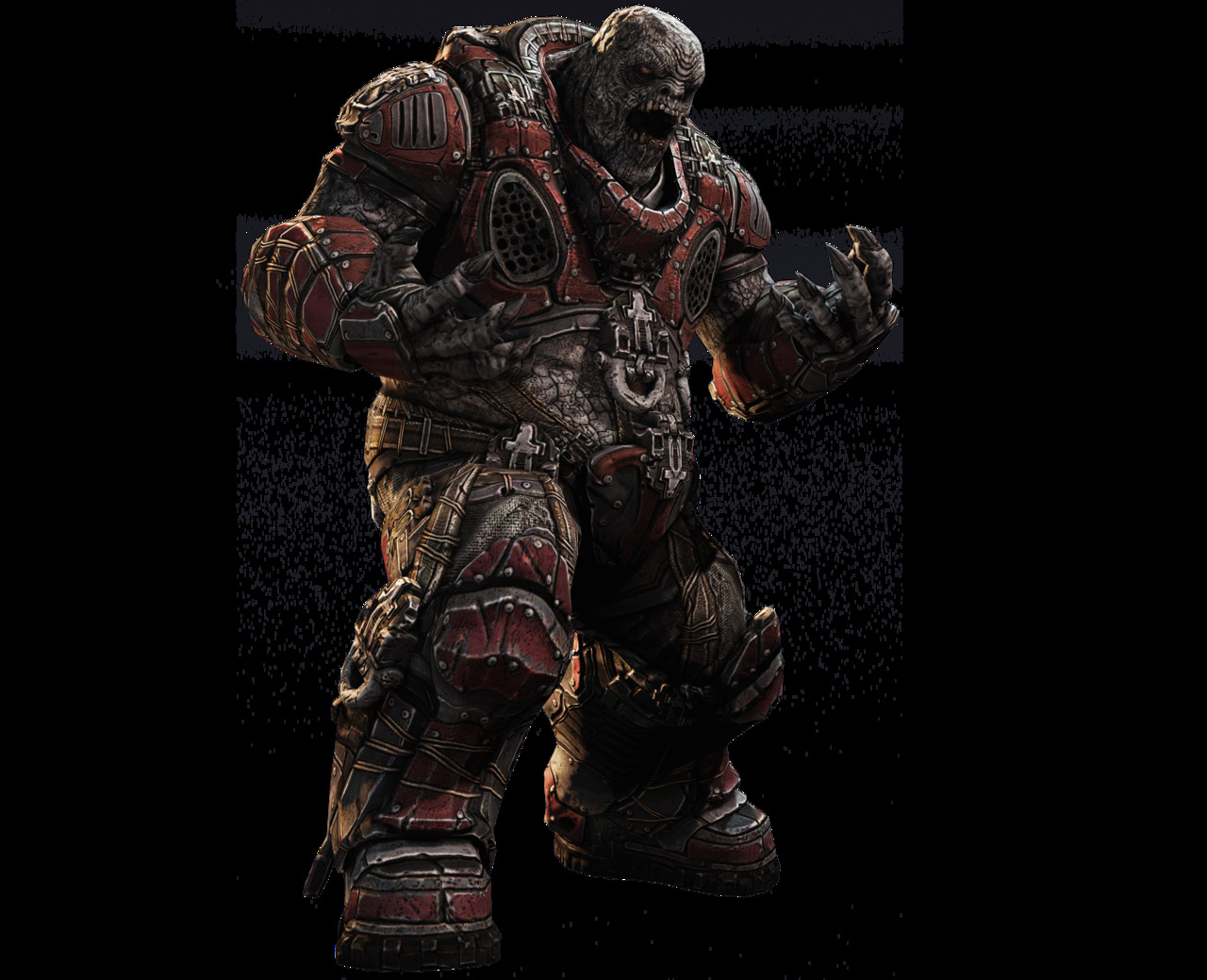 Artworky a screenshoty z Gears of War 3 44679
