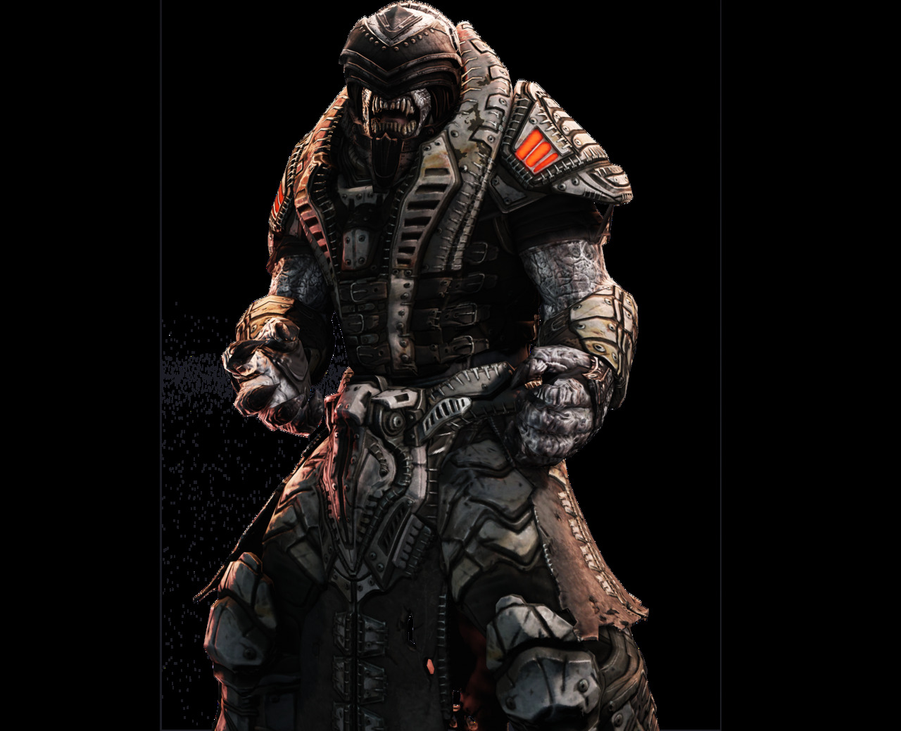 Artworky a screenshoty z Gears of War 3 44686