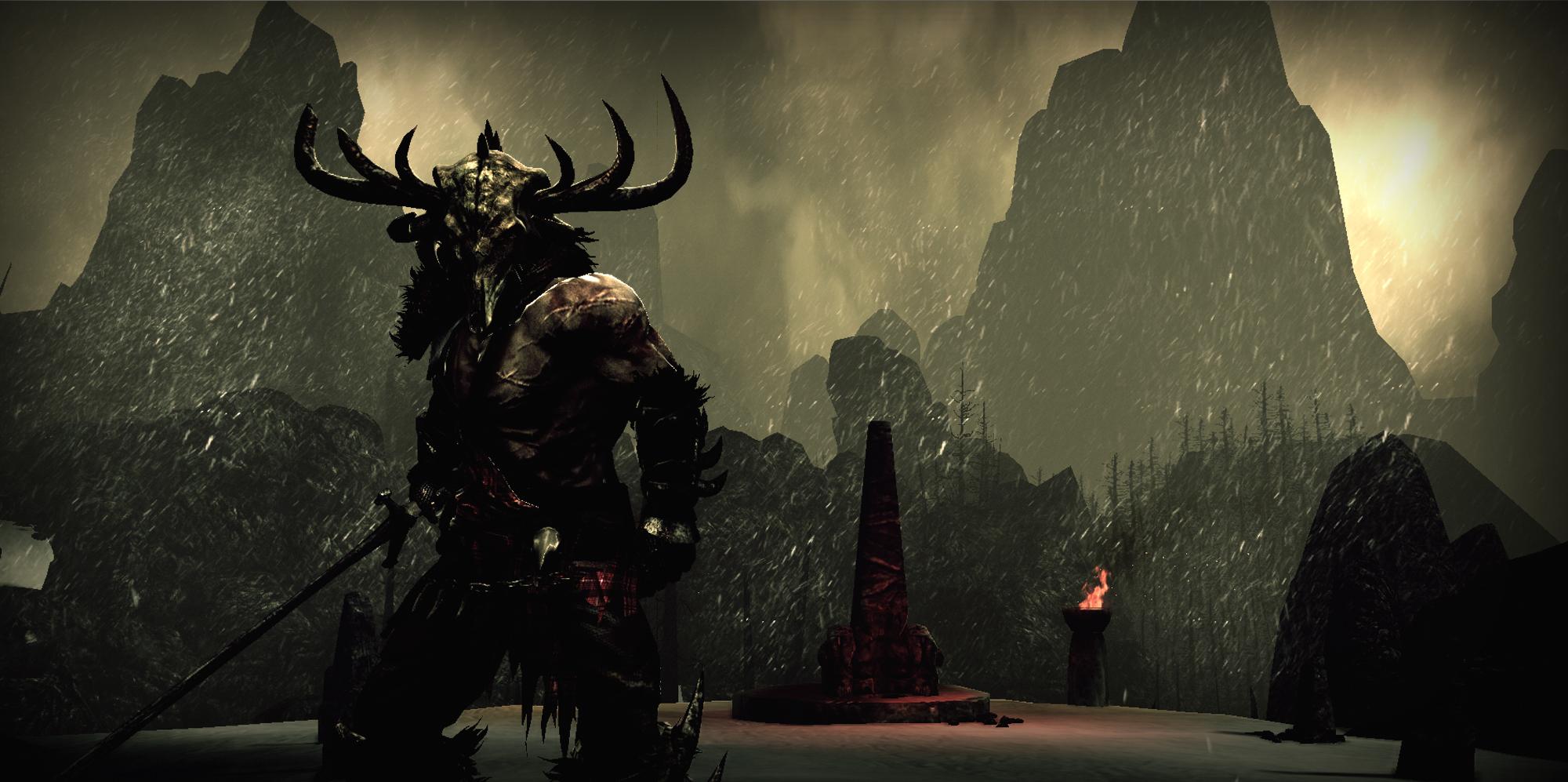 Oznámena temná akce Bloodforge 44699