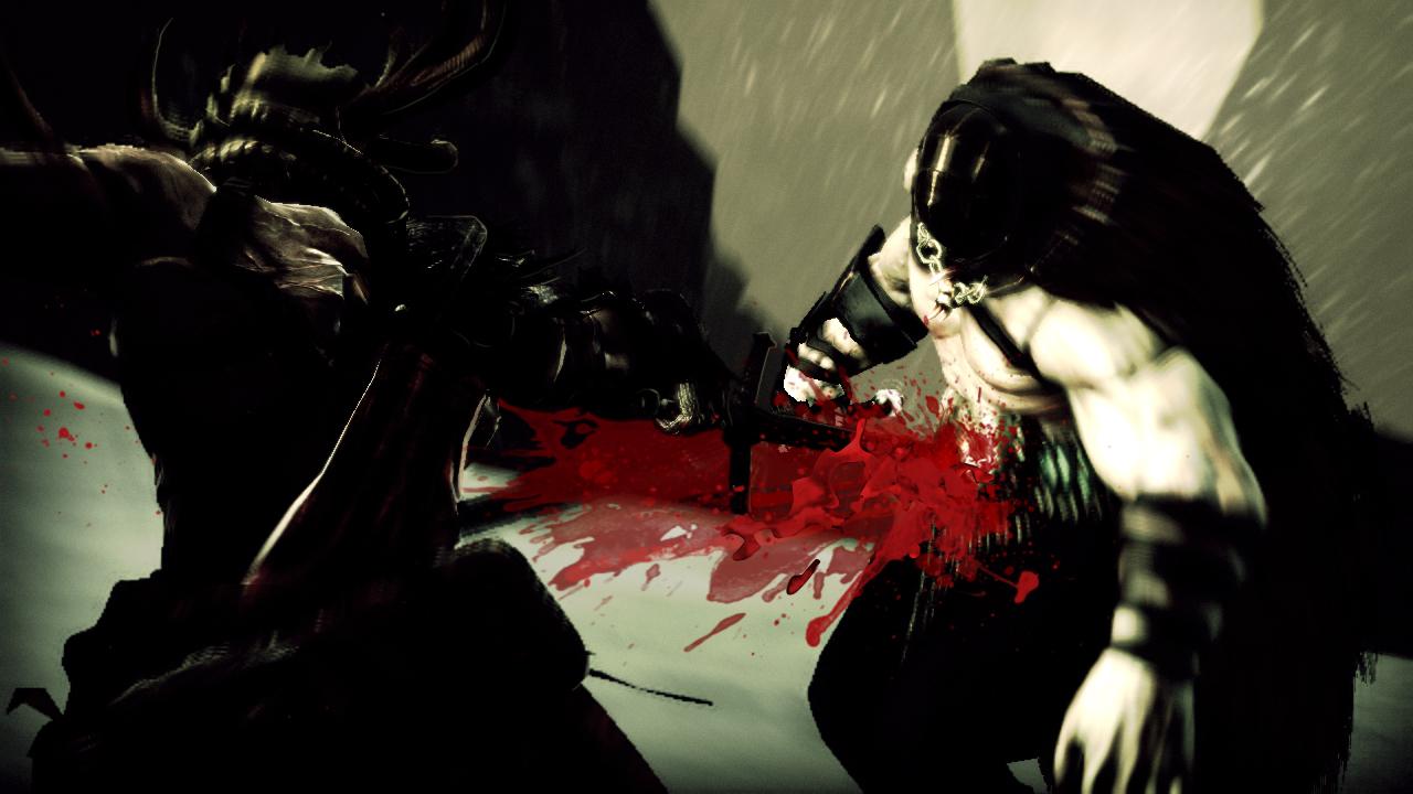 Oznámena temná akce Bloodforge 44700