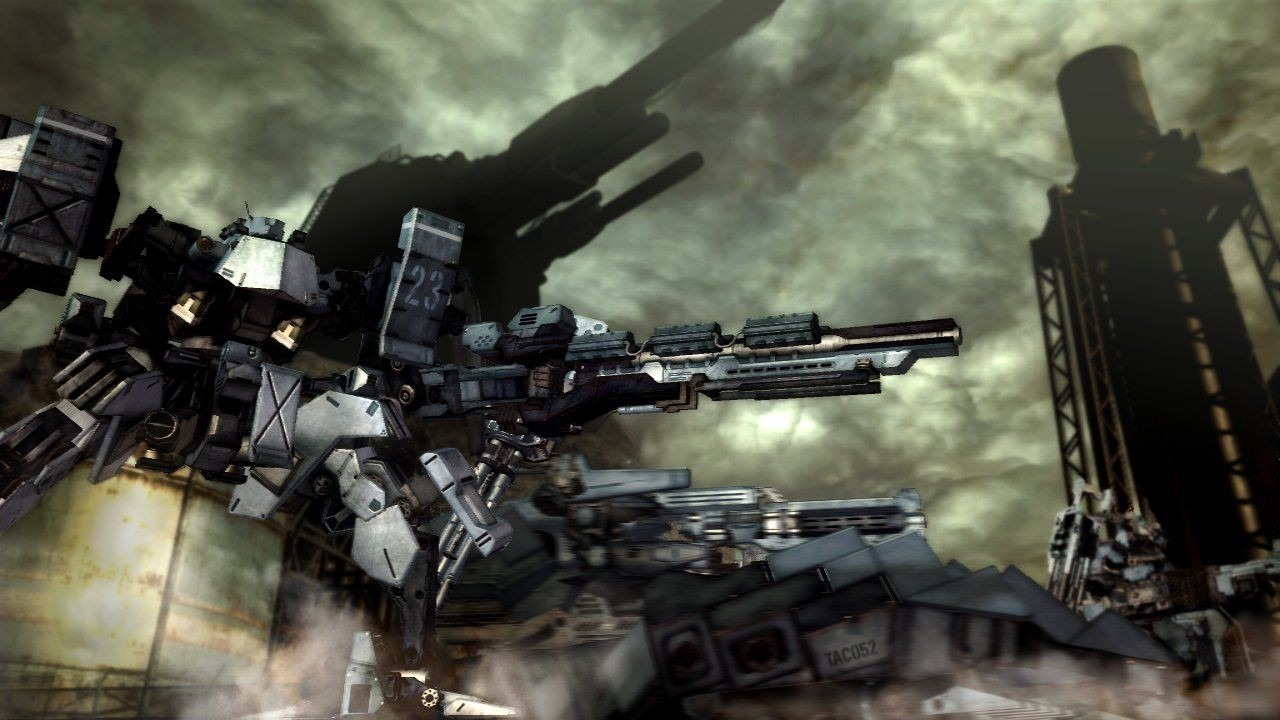 Galerie: Armored Core 5 44965