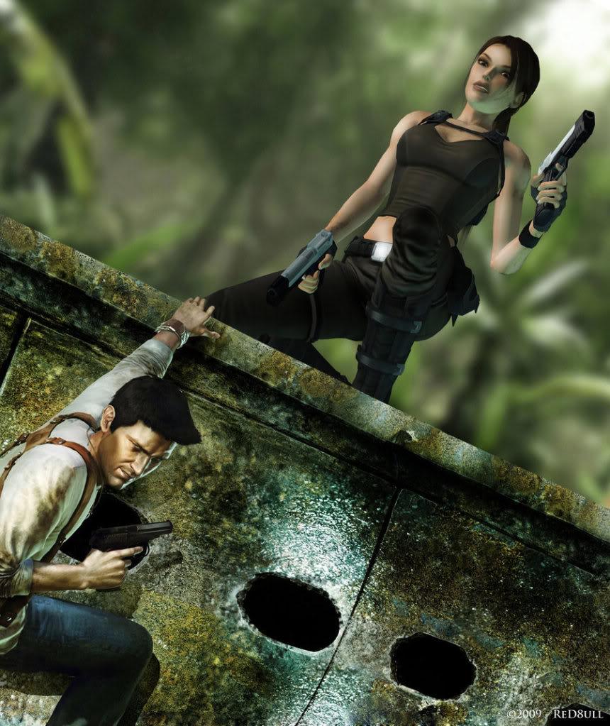 Tvůrcům Uncharted se nový Tomb Raider líbí 45034