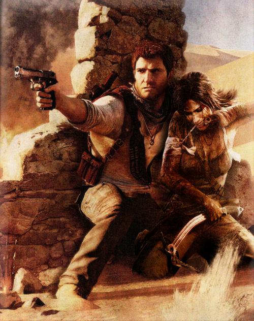 Tvůrcům Uncharted se nový Tomb Raider líbí 45035