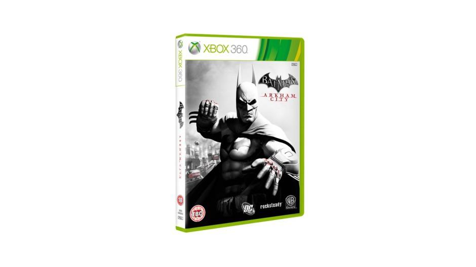 Arkham City s podporou Games for Windows 45045