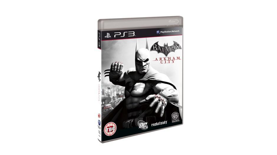 Arkham City s podporou Games for Windows 45046