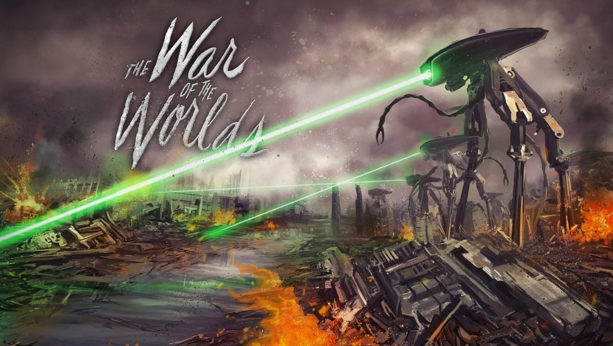 Válka světů míří na konzole 45055