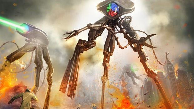 Válka světů míří na konzole 45056