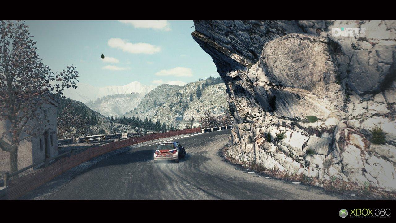 DiRT 3 představuje Rally Monte Carlo DLC 45075