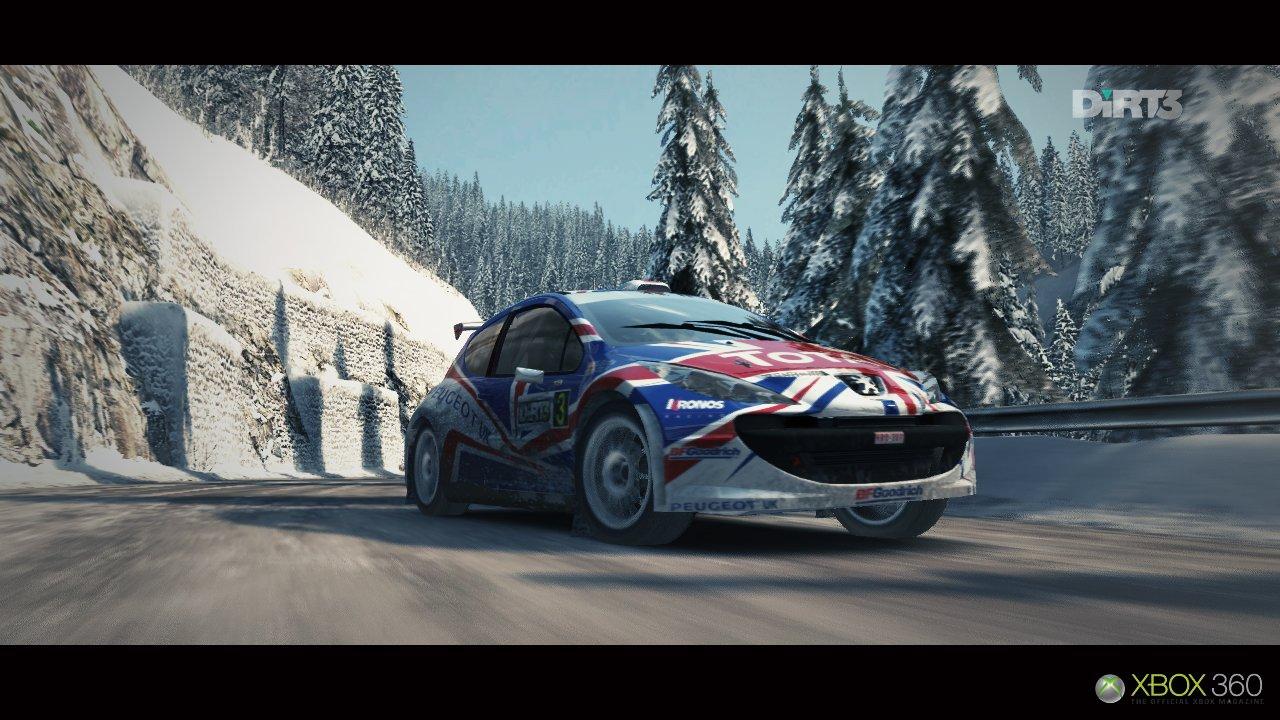 DiRT 3 představuje Rally Monte Carlo DLC 45076