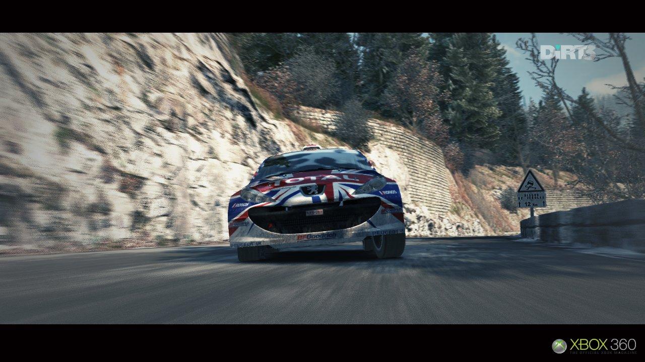 DiRT 3 představuje Rally Monte Carlo DLC 45078