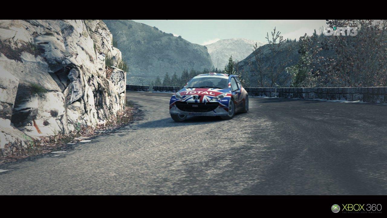 DiRT 3 představuje Rally Monte Carlo DLC 45080