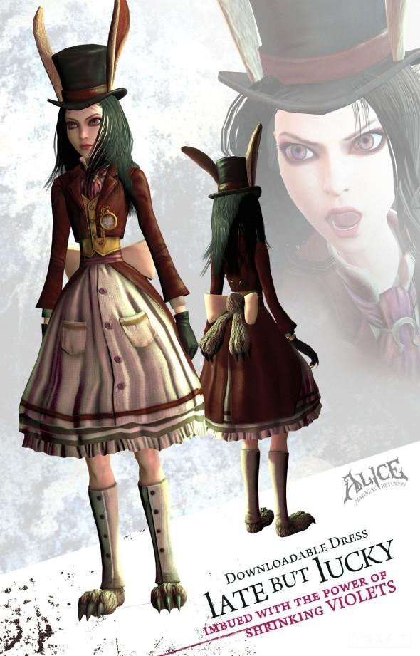 Alice: Madness Returns chystá dodatečné DLC 45083