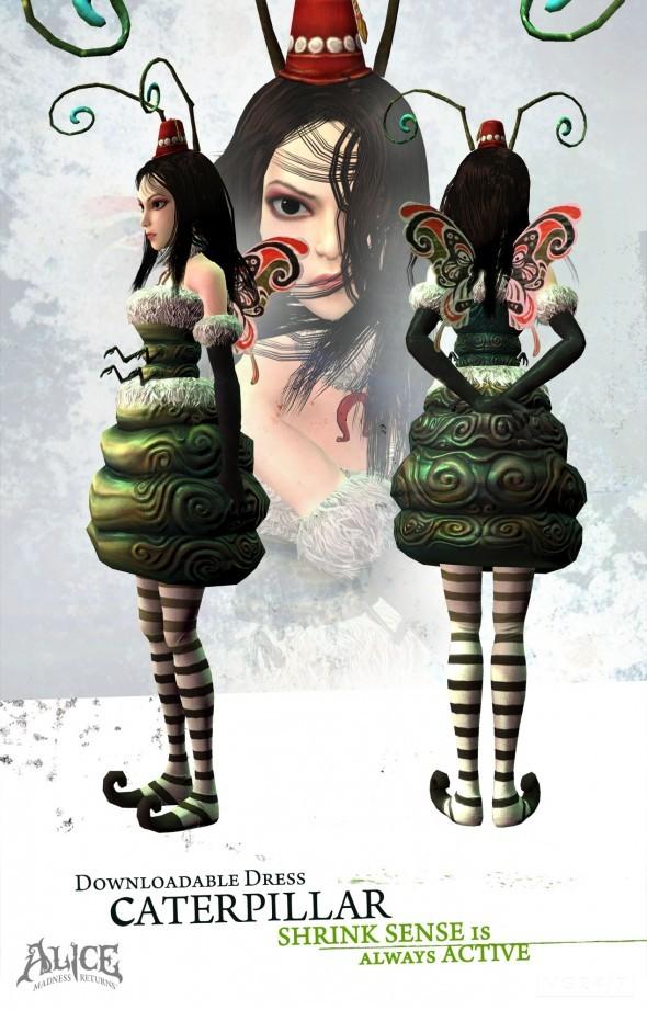 Alice: Madness Returns chystá dodatečné DLC 45084