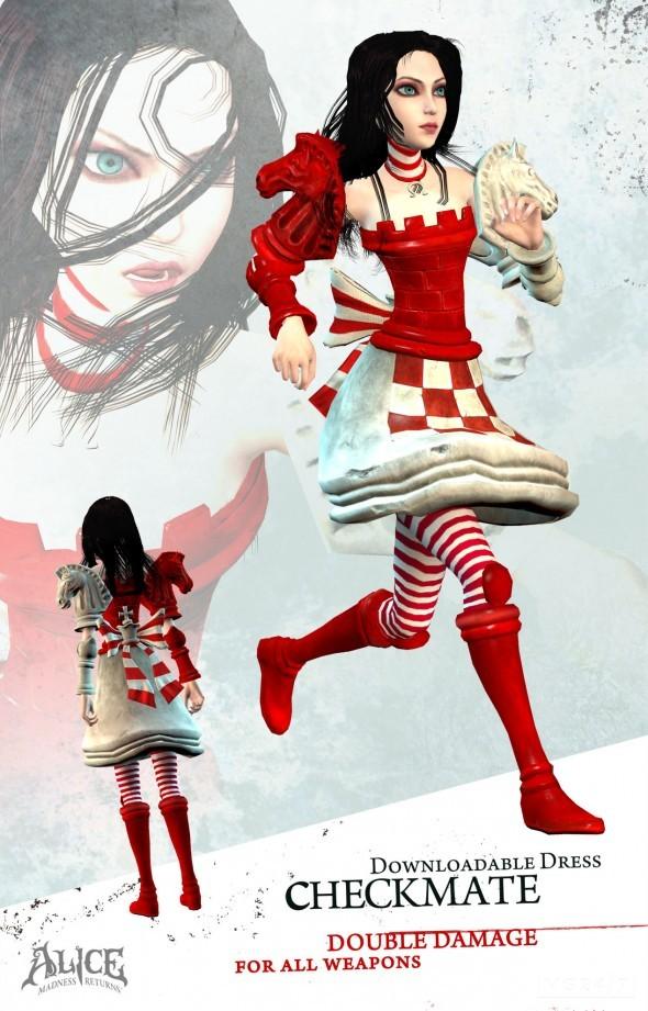 Alice: Madness Returns chystá dodatečné DLC 45085
