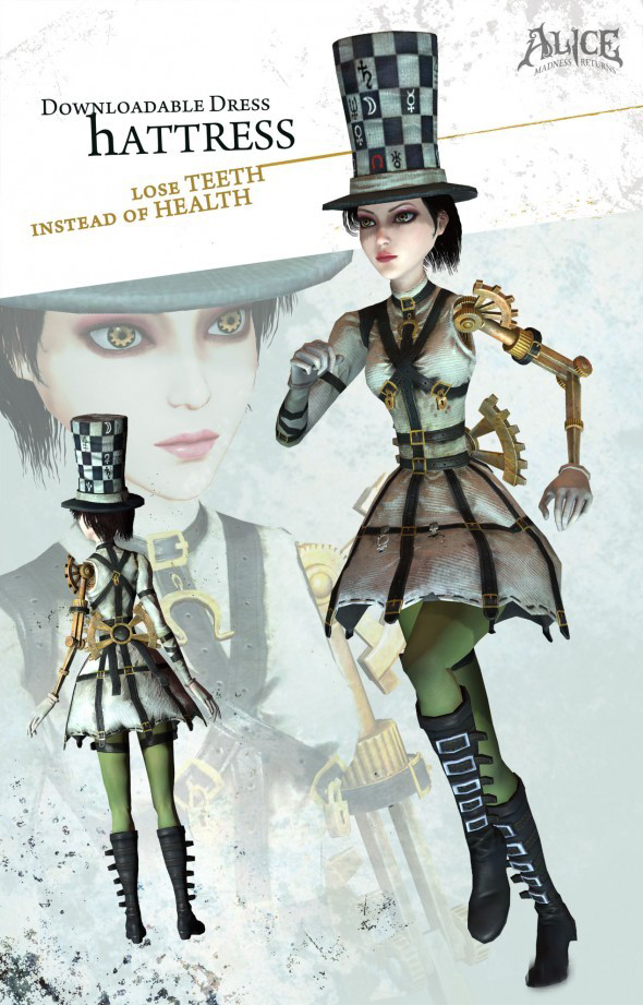 Alice: Madness Returns chystá dodatečné DLC 45086