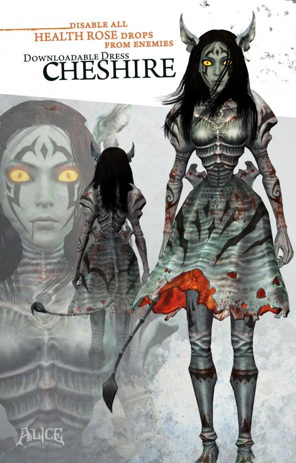 Alice: Madness Returns chystá dodatečné DLC 45088