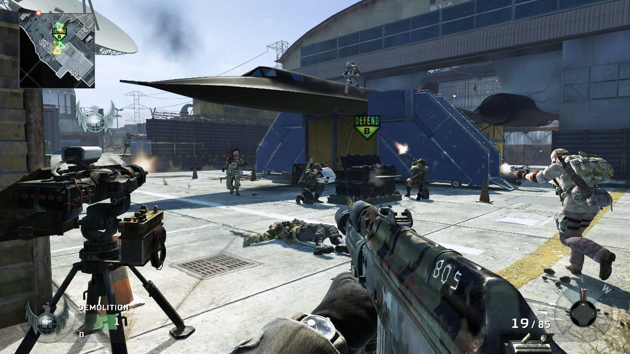 Call of Duty: Black Ops - Annihilation v plné kráse 45101