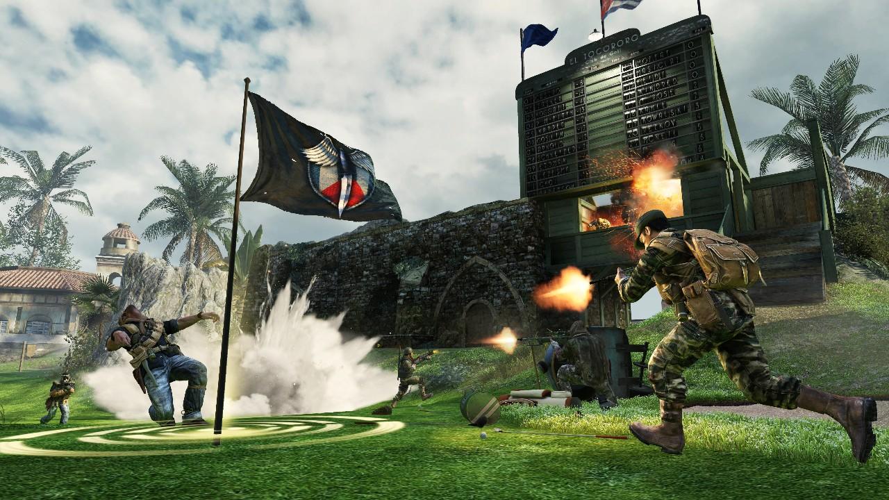 Call of Duty: Black Ops - Annihilation v plné kráse 45103