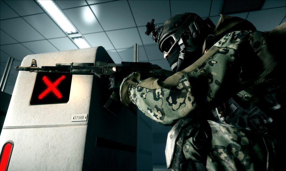 PS3 verze Battlefieldu 3 bude PC značně podobná 45117