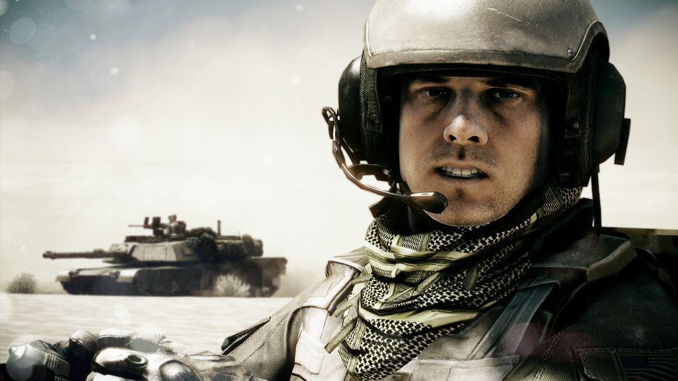 Jak vznikal příběh v Battlefield 3? 45122