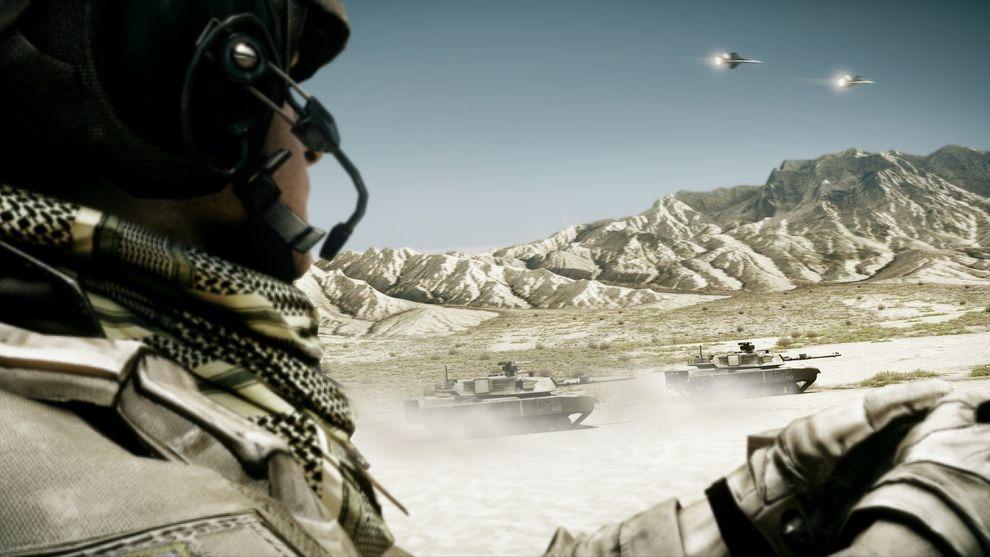 PS3 verze Battlefieldu 3 bude PC značně podobná 45123