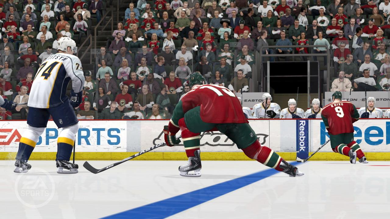 Bonusy pro předobjednávky NHL 12 45132