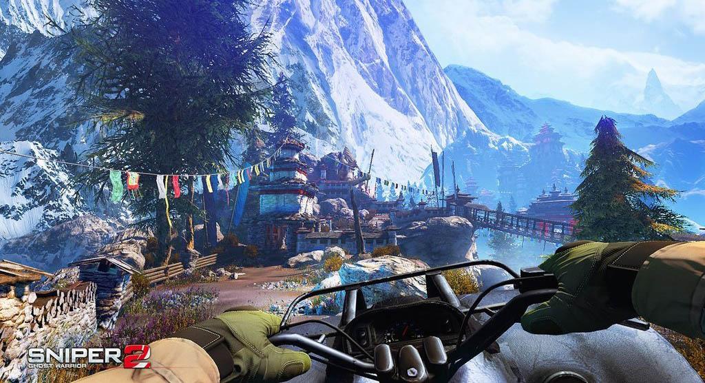 Nálož informací o Sniper: Ghost Warrior 2 45164