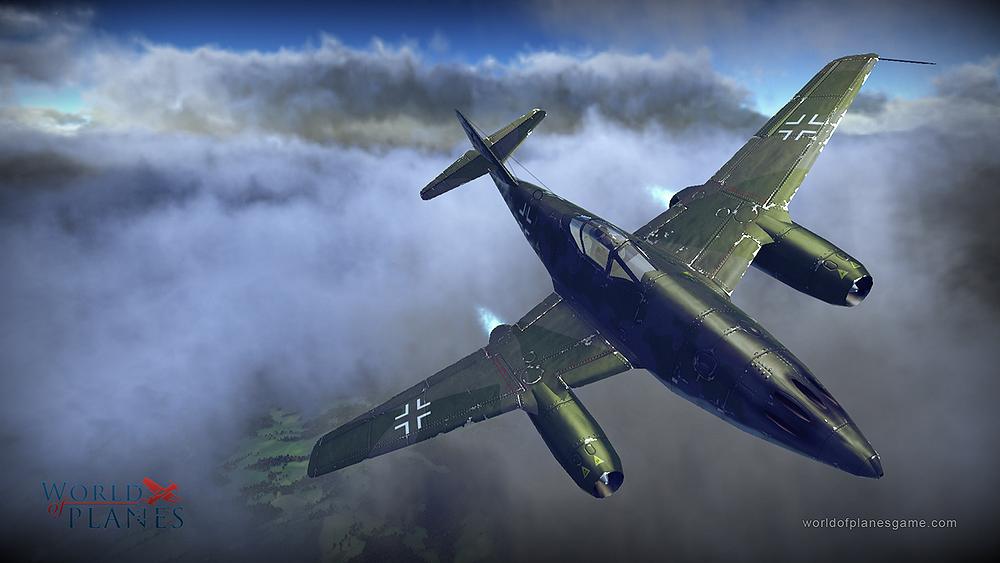 Masivně multiplayerové letecké bitvy World of Planes 45183