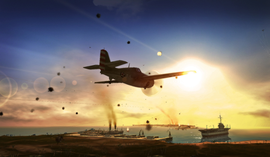 Combat Wings: The Great Battles of WWII v detailech 45241