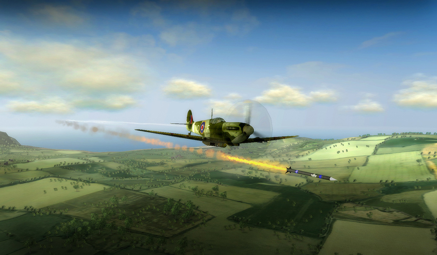 Combat Wings: The Great Battles of WWII v detailech 45246