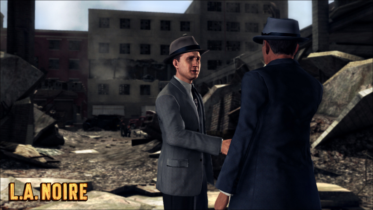 Galerie: Případ žhářství z L.A. Noire 45297