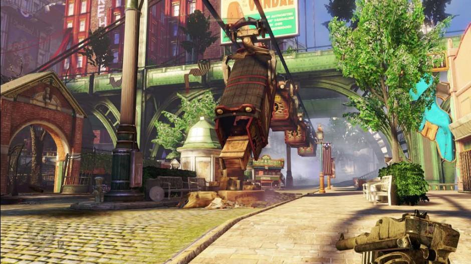 BioShock Infinite v nabušené galerii 45315