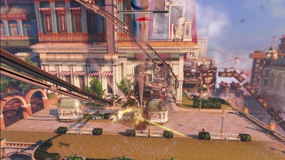 BioShock Infinite v nabušené galerii 45319