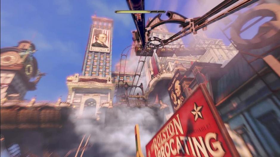 BioShock Infinite v nabušené galerii 45321