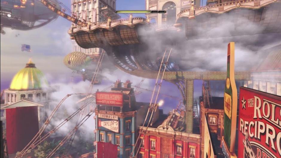 BioShock Infinite v nabušené galerii 45322