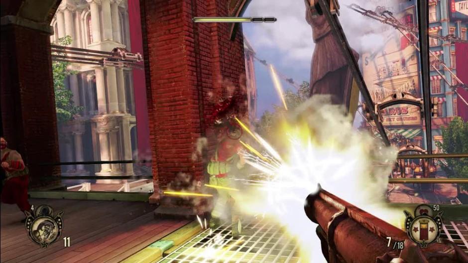 BioShock Infinite v nabušené galerii 45324