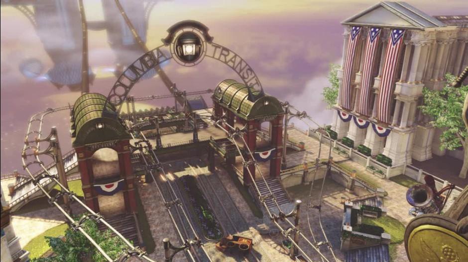 BioShock Infinite v nabušené galerii 45329