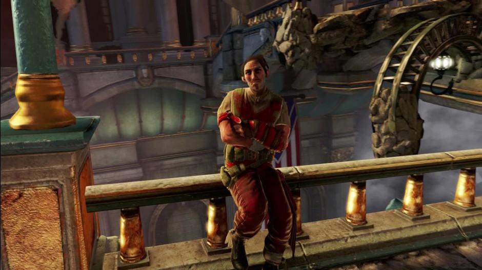 BioShock Infinite v nabušené galerii 45330
