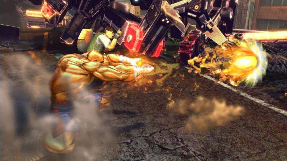 Galerie: Street Fighter x Tekken 45397