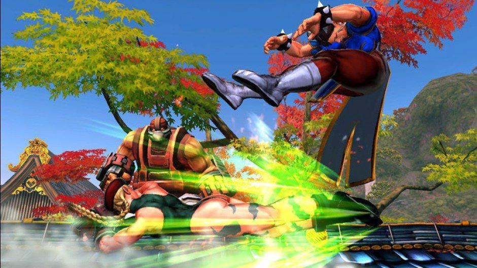Galerie: Street Fighter x Tekken 45398