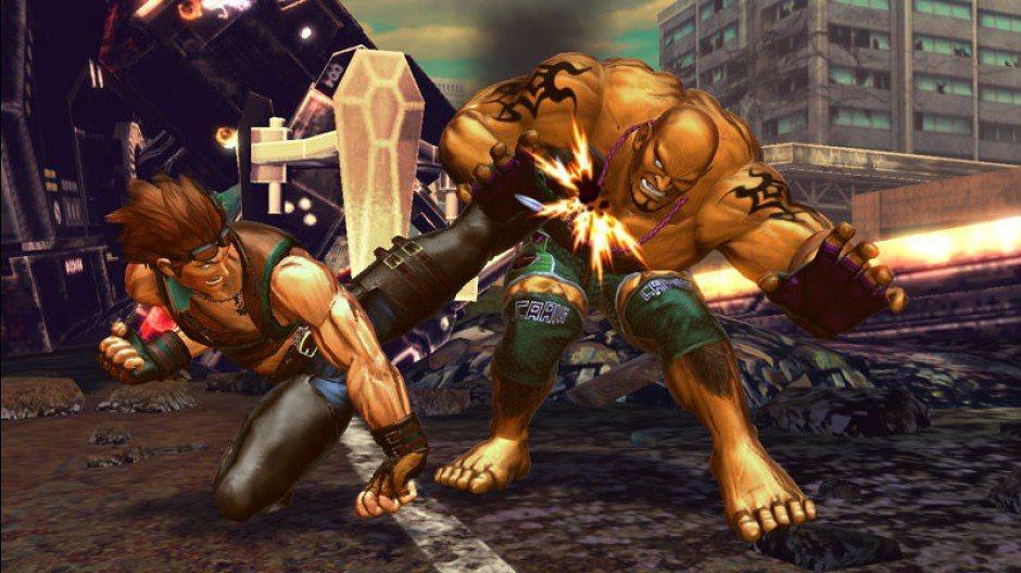 Galerie: Street Fighter x Tekken 45399