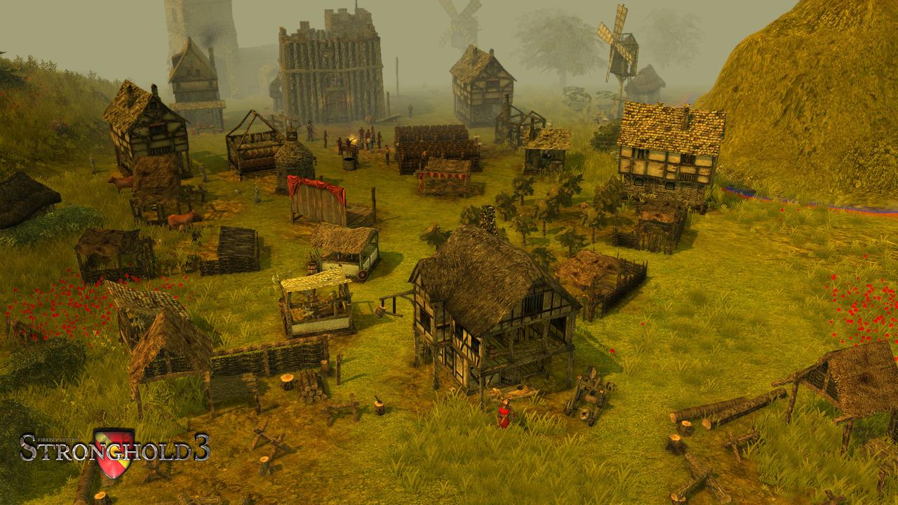 Stronghold 3 – k obrazu svému 45402